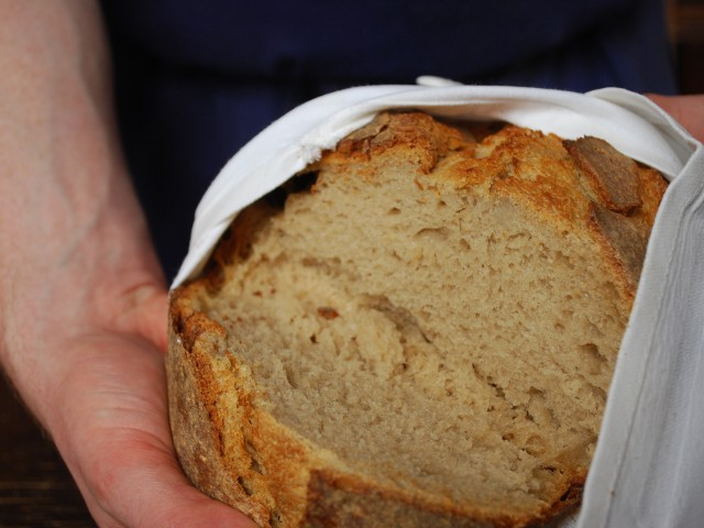 Le Lamarck Le pain de chez Poujauran an restaurant Le Lamarck